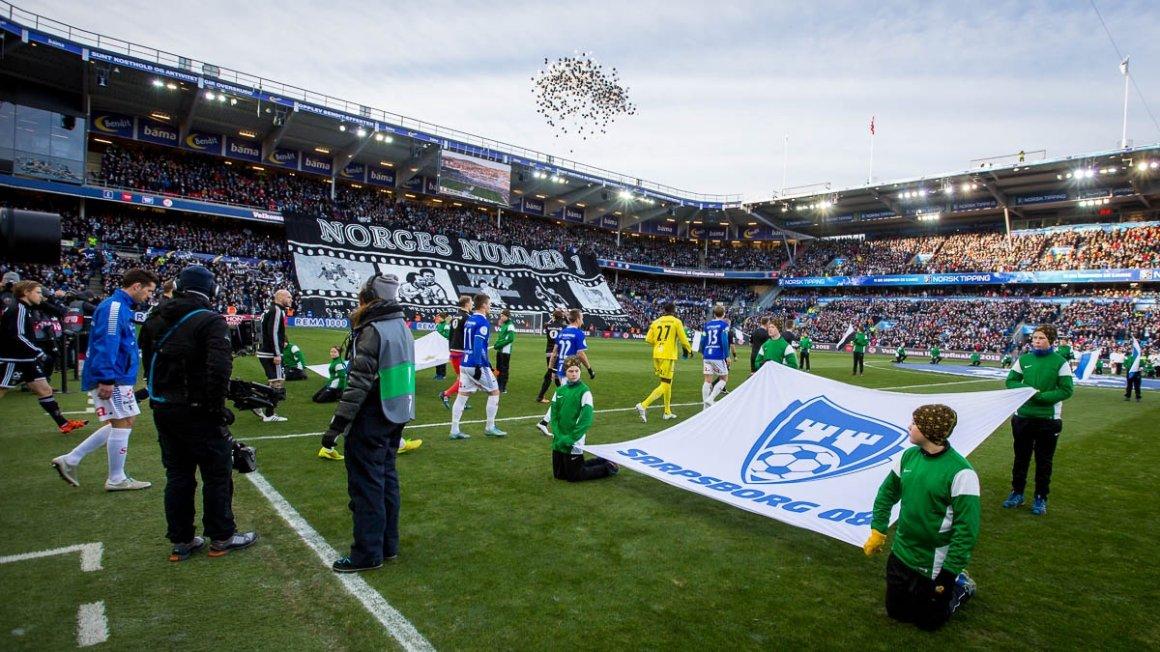 Husker du vår første cupfinale?