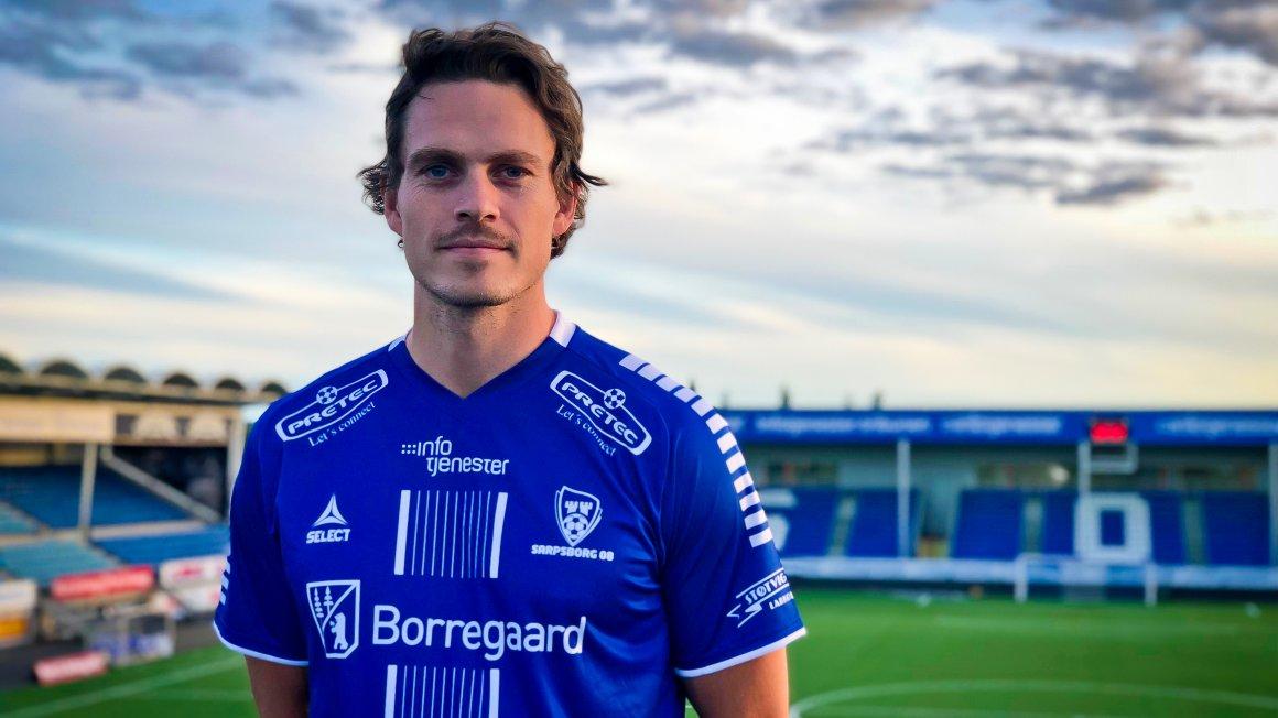 Jørgen Horn klar for Sarpsborg 08