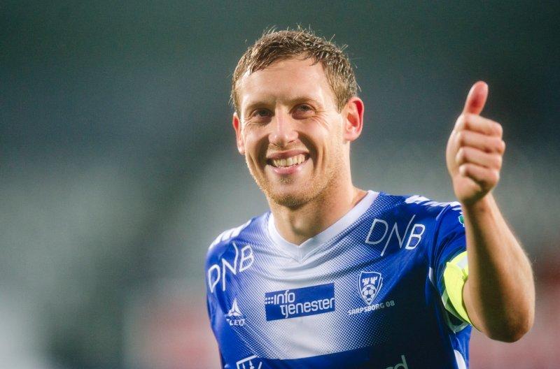 STRÅLENDE AMBASSADØR: Ole Heieren Hansen har vært et av Sarpsborg 08s viktigste ansikter utad.