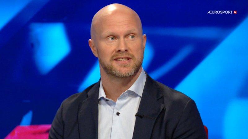FØLGER MED: Joacim Jonsson følger nøye med Eliteserien og Sarpsborg 08.