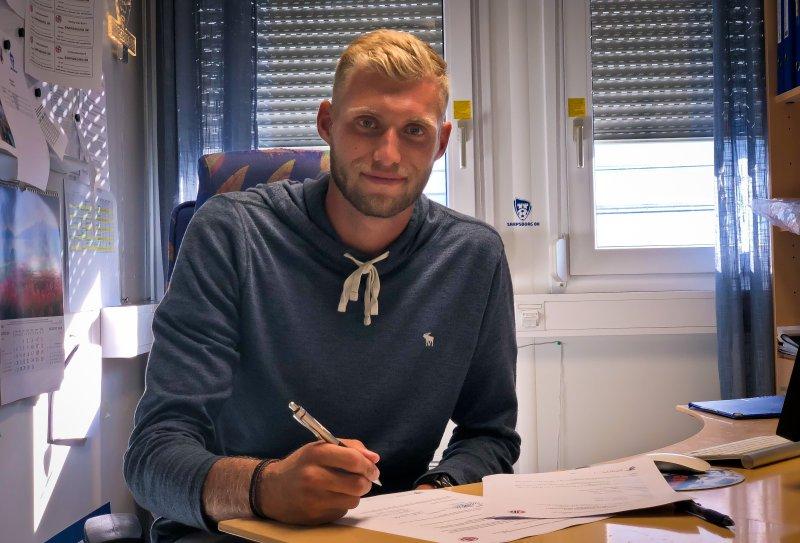 Jonathan Lindseth har skrevet under en toårsavtale med Sarpsborg 08.