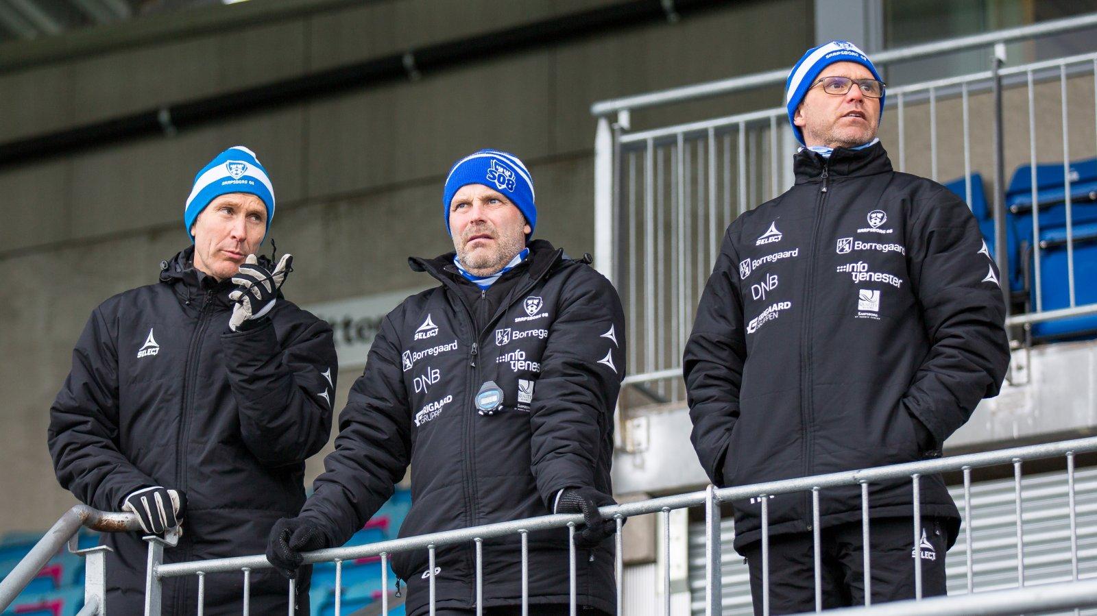 trener sarpsborg 08