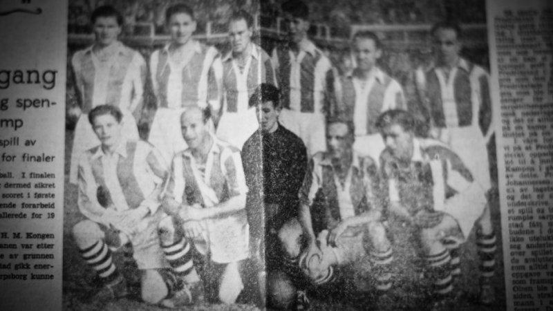 SFKs seierherrer i 1948. (Faksimile: Morgenposten)