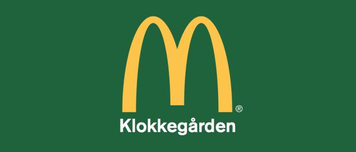 McDonald's Klokkegården
